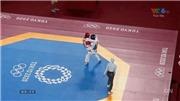 Võ sĩ Kim Tuyền vào tứ kết hạng 49kg nữ taekwondo