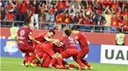 Đánh bại Jordan, lọt vào Tứ kết: Tự hào Việt Nam, TOP 8 châu lục!