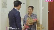 Xem 'Gạo nếp gạo tẻ' tập 34: Hoàng Anh nói ly dị Lê Phương đúng kỷ niệm ngày cưới