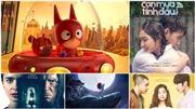 Phim mới ra rạp tháng 6: Nhiều tác phẩm hài hước và kinh dị