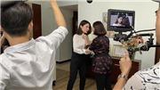 VIDEO Tình yêu và tham vọng: 'Bật mí' cảnh Tuệ Lâm bóp cổ, cấm Linh lại gần Minh