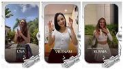 VIDEO: Dàn hoa hậu thế giới tham gia thử thách 'Vũ điệu rửa tay' cổ vũ Việt Nam chống dịch Covid-19