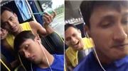Đội trưởng Malaysia bày trò tinh quái trước trận Chung kết lượt đi AFF Cup