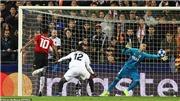 Video clip bàn thắng Valencia 2-1 M.U, Young Boys 2-1 Juventus: Rủ nhau cùng thua