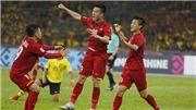 Xem trực tiếp bóng đá Việt Nam vs Malaysia (19h30, 15/12), AFF Cup 2018. VTV6. VTC3. VTV5