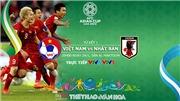 Soi kèo Việt Nam vs Nhật Bản (20h00 ngày 24/01). VTV6, VTV5 trực tiếp. Kèo bóng đá