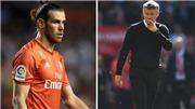 Thầy cũ tiến cử Gareth Bale sang MU sau mâu thuẫn với Zidane ở Real Madrid