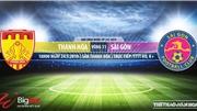Thanh Hóa vs Sài Gòn: Trực tiếp bóng đá và nhận định (17h ngày 24/5). Lịch thi đấu V League