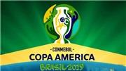 Bảng xếp hạng Copa America. BXH Copa America 2019. Bảng xếp hạng bóng đá Nam Mỹ Copa America