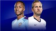 Kết quả bóng đá. Kết quả Ngoại hạng Anh: Man City 2-2 Tottenham
