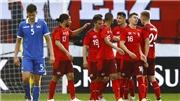 Xứ Wales 1-1 Thụy Sỹ: Bị VAR từ chối 1 bàn thắng, Thụy Sĩ ngậm ngùi chia điểm với xứ Wales