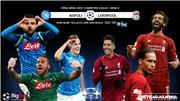 VIDEO: Soi kèo bóng đá Napoli đấu với Liverpool. K+, K+PM trực tiếp C1
