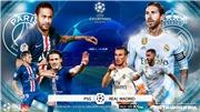 VIDEO: Soi kèo bóng đá PSG đấu với Real Madrid. K+, K+PM trực tiếp C1