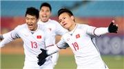 Lịch thi đấu U23 châu Á. Trực tiếp bóng đá U23 Việt Nam. VTC3. VTC1. VTV5