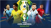 Xem TRỰC TIẾP bóng đá Uruguay vs Nhật Bản. Trực tiếp Copa America 2019