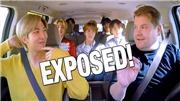 RM BTS 'lật tẩy' James Corden lúc quay Karaoke Carpool