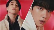 Ngắm BTS 'đốn tim' trong bộ ảnh Fila mới toanh