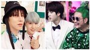 'Tan chảy' những thời khắc giữa BTS và các tiền bối