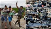 Siêu bão Mangkhut: Giao thông công cộng bị ảnh hưởng nặng nề tại Quảng Đông và Hải Nam (Trung Quốc)
