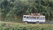Ngắm những 'siêu xe khách' ở Việt Nam đầu thập niên 1990
