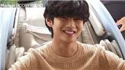 V BTS 'bắt thóp' được đạo diễn nói dối tại trường quay