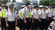VIDEO: Cảnh sát Hàn Quốc bắt nghi phạm giết hại vợ Việt Nam