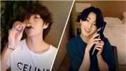 BTS: V và Jungkook có phong cách uống rượu vang hoàn toàn khác nhau trước máy quay