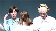 Jin và J-Hope đích thị là 'bộ đôi thỏ đế' của BTS