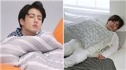 4 thành viên cóthói quen khi ngủ siêu hài hước củaBTS