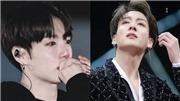 Thần thái chuẩn nam chính ngôn tình của Jungkook BTS