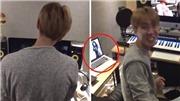 ARMY tìm ra danh tính nữ ca sĩ được J-Hope BTS để làm hình nền máy tính