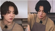Bé út Jungkook BTS gây choáng với khả năng nấu nướng siêu đỉnh