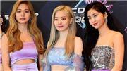 3 thành viên Twice sở hữu thân hình 'đồng hồ cát' hoàn hảo