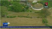 VIDEO: 'Người bay' Pháp vượt eo biển Anh thành công