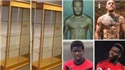 Thử thách 10 năm: Pogba khoe sự lột xác, chết cười với màn 'troll' Tottenham