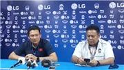 HLV Nguyễn Quốc Tuấn: 'U22 Việt Nam đã chơi quyết tâm và tuân thủ đấu pháp'