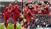CẬP NHẬT sáng 15/4: Liverpool tái chiếm ngôi đầu, PSG thảm bại sốc, Tiger Woods vô địch The Masters