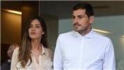 Iker Casillas đau đớn hay tin vợ bị ung thư khi đang điều trị bệnh tim