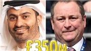 Tỷ phú mua Newcastle là anh cùng cha khác mẹ vớiông chủ Man City, giàu cỡ nào?
