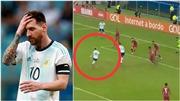 CĐV bất bình vì Messi bỏ lỡ không tưởng vẫn được bầu xuất sắc nhất trận