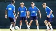 Barcelona: Griezmann 2 lần bị xâu kim trong buổi tập đầu tiên cùng Barca