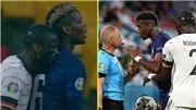 Rudiger cắn Pogba ở trận Đức thua Pháp