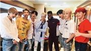 Khalid dành hết lời có cánh khi nói về màn hợp tác với BTS