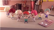 BTS hóa nhóm nhạc hoạt hình đáng yêu nhất thế giới trong video mới