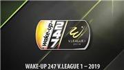 Lịch thi đấu V League. Bảng xếp hạng V League 2019. Trực tiếp bóng đá Việt Nam