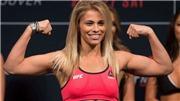Kiều nữ UFC khoe ảnh tập luyện đặc biệt ở nhà mùa Covid-19
