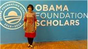 'Người Việt Nam đầu tiên tới Nam Cực' nhận học bổng Quỹ Obama