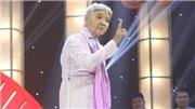 Xem 'Thách thức danh hài' tập 1: 'Cụ bà xì tin' xài Youtube sành sỏi khiến Trấn Thành, Trường Giang thích thú