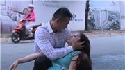 'Không lối thoát' tập 17: Phát hiện Minh âu yếm người tình, Mai Anh gặp tại nạn xảy thai
