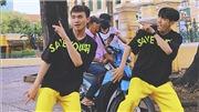 Quang Đăng sáng tạo 'vũ điệu bỏ thuốc lá' hưởng ứng chiến dịch của WHO